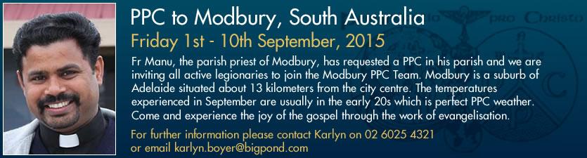 PPC Modbury 2015